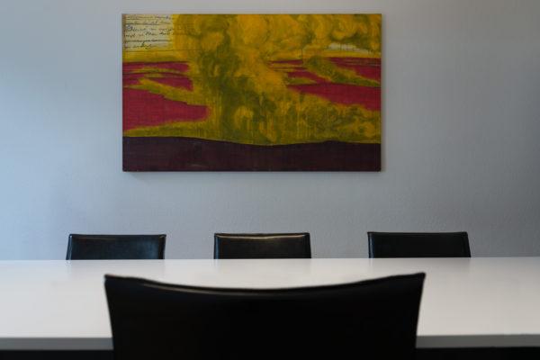Räumlichkeiten Sitzungszimmer