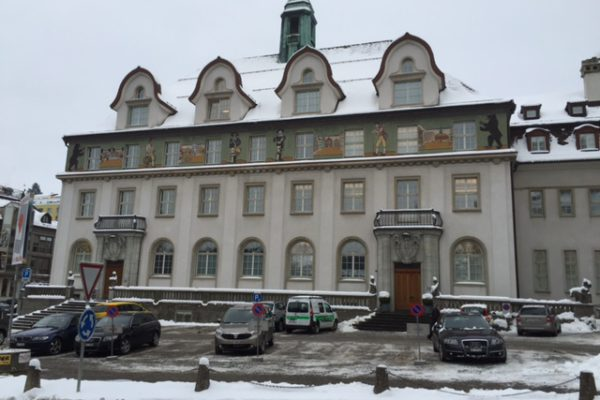Regierungsgebäude Kt. Appenzell-Ausserrhoden